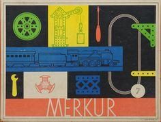 #merkur #vintage #toys #cssr #czechoslovakia