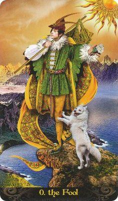 The Fool Name: Tarot Illuminati Creators: Erik C. Dunne Publisher: Lo Scarabeo 2013