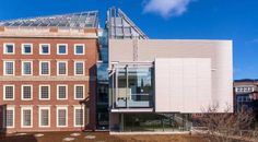 Harvard Art Museums by Renzo Piano