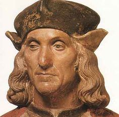 henry vii  (tudor) sails to england | King Henry VII - Henry Tudor - of England was born at Pembroke Castle ...