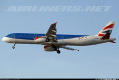 British Airways (BMI British Midland) G-MEDL Airbus A321-231 aircraft picture