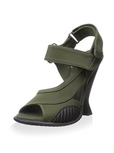 Prada Women's Dress Sandal (Green)