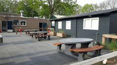 Picknickset DeLuxe Antraciet-Beton Ovaal bij VVGZ in Zwijndrecht Patio, Outdoor Decor, Home Decor, Terrace, Interior Design, Home Interior Design, Home Decoration, Decoration Home, Interior Decorating