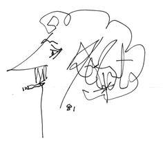 Kurt Vonnegut's signature