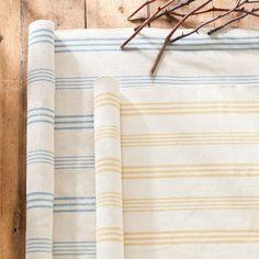 Dash & Albert Swedish Stripe Cotton Rug