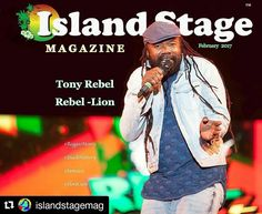 "#Repost @islandstagemag  Now Available! ""Rebel Salute is more than a festival its a haunting prophecy. The current political environment urgently cries out for a renewal of rebellious movements fueled by rebel-us music. Reminiscent of the 60s and 70s reggae music continues to be a critical weapon in the education and unification of social activists deeply impassioned against the unfolding madness. The whole world is teetering on the maniacal whims of a newly elected American President. In…"