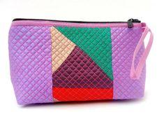 valentines gift ZIP & SIDE ZIP multi colors multi llylic burgundy red SILK purse Vintage Floral, Retro Vintage, Flamingo Phone Case, Blue Cross, Pink Patterns, Red Silk, Silk Fabric, Hippy, Wristlets
