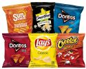 Frito-Lay Classic Mix Variety Pack, 35 Count for sale online Doritos, Cheetos Crunchy, White Cheddar Popcorn, Sun Chips, Grandma Cookies, Frito Lay, Nacho Cheese, Chip Bags, After School Snacks