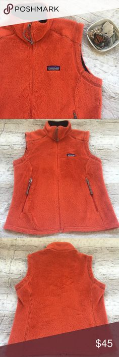 "Patagonia R Series Vest Patagonia R Series Vest, Size Medium. Great condition and super warm. This is a re-posh and I love it but need to clear out my closet a bit. There is some ""balding"" around certain parts of the seams and underarm area but no holes, rips, or stains.   Approximate Measurements: -20""across the chest -15"" across the shoulder  -23"" from top of shoulder to hem   Bundle to Save! 3+ items= 30% off! No trades. Please no lowballing (asking half or less than half listed price)…"