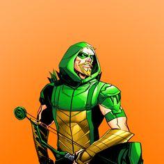 Oliver Queen in Green Arrow #14 (2017)