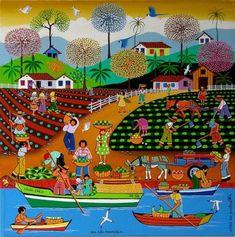Brazilian folk art