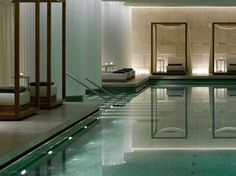 The BVLGARI Hotel in London