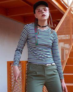 VIPme (VIPSHOP Global) - WEWE Multicolor Innerwear Tops - AdoreWe.com