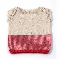 mormor Oldschool Danish Knitwear l Baby Undershirt Ole