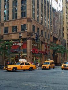 10 tyypillistä asiaa New Yorkissa