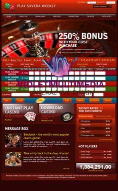 Violet Multimedia   » Play Savera Weekly WebSite Design