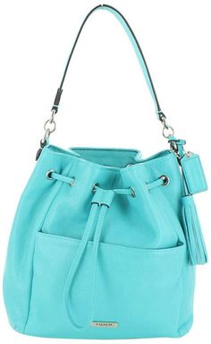Coach - Coach Avery Women's Bucket Bag Leather Handbag