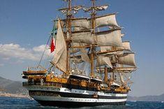 Amerigo Vespucci Italy M.Navy
