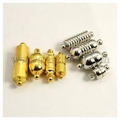 Brass Magnetic ClaspsKK-MSMC006-5-1