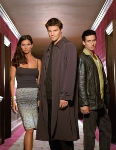 Season 1 Cast of Angel