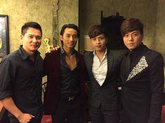 Hồ Quang Hiếu miệt mài chạy show 3 tháng tại Mỹ