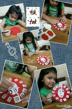 #TikTok #ClockMaking #PaperCraft