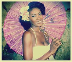 angelique noire   Black Pinup Angelique Noire   Flickr - Photo Sharing!