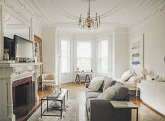 5 Classic Design Rules Absolutely Never to Break (Apartment Therapy Main) Studio Apartment Design, Studio Apartment Decorating, Apartment Interior Design, Studio Design, Studio Apt, Studio Living, Nordic Interior, Small Studio, Boston Apartment