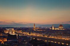 Fireflies in Florence / allard schager