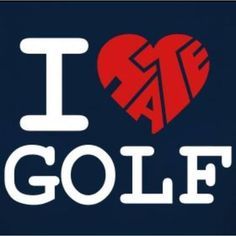 Sometimes it's a Love/Hate relationship! | Rock Bottom Golf #RockBottomGolf