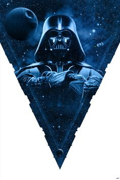 The Dark Side of the Force - Created by Doaly You can follow the artist on Facebook and Twitter.