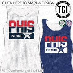 Phi Delta Theta | Phi Delts | ΦΔΘ | Intramural | Athletics | Brotherhood | Greek Life | Intramural Tee | Intramural Jersey | TGI Greek | Greek Apparel | Custom Apparel | Fraternity Tee Shirts | Fraternity Tanks | Fraternity T-shirts