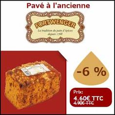 #missbonreduction; Remise de 6% sur le Pavé à l'ancienne chez Fortwenger. 	http://www.miss-bon-reduction.fr//details-bon-reduction-Fortwenger-i852818-c1838219.html