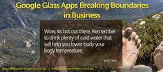 Google Glass Apps Breaking Boundaries in Business