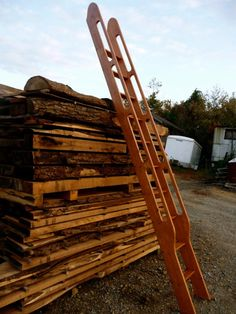 1000 Images About Bunk Ladders On Pinterest