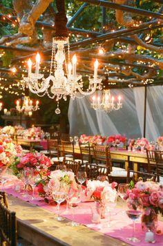 Después del banquete... puede ser una mesa más bonita?