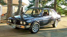 Alfa Romeo Alfetta Sport Sedan (1979)
