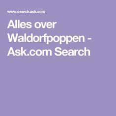 Alles over Waldorfpoppen - Ask.com Search