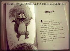 Romans enfants - La brigade des poussins - L'affaire de la terrible chose géante - Editions Nathan