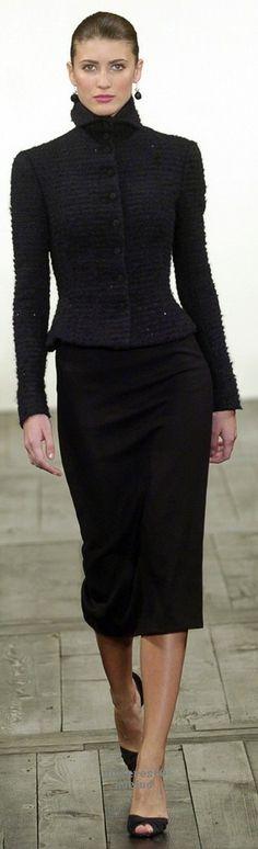 Ralph Lauren, Autumn/Winter 2004, Ready to Wear