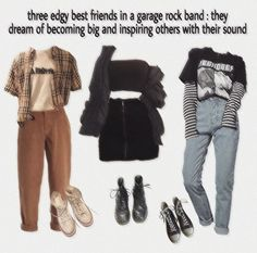 Pin by shay on outfit inspo in 2019 fashion outfits, vintage outfits, grung Grunge Outfits, Hipster Outfits, Swag Outfits, Retro Outfits, Grunge Fashion, Outfits For Teens, Teen Fashion, Vintage Outfits, Casual Outfits