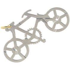 Hanayama Level 1 Cast Puzzle, Bike