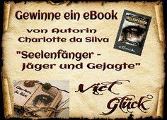 GEWINNSPIEL Lesemappe: *Verlosung* Seelenfänger - Jäger und Gejagte   Cha...