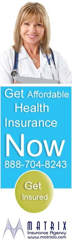 If you are looking for affordable health insurance then log on to www.matrixia.com and find affordable health insurance quotes for free online.
