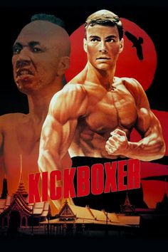 Kickboxer poster