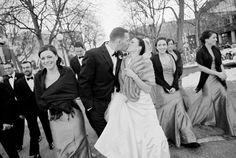 New Year's Eve wedding in St. Paul | Minnesota Bride Magazine