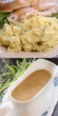 Best Chicken Gravy Recipes, Easy Chicken Gravy, Beef Gravy Recipe, Beef Recipes, Chicken Gravey, Cooking Recipes, White Sauce Recipes, Recipe For White Sauce, White Gravy Recipe Easy