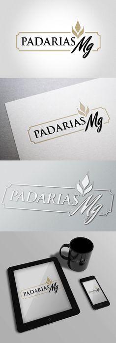 Logo Padarias MG - Quartel Design - Quartel Design
