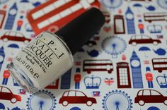 Funny Bunny O.P.I nail polish! | Esmalte O.P.I cor Funny Bunny.