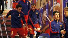 La otra cara de la visita del Villanovense al Camp Nou | FC Barcelona